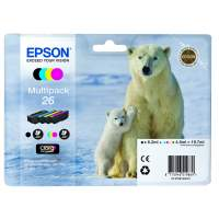 Epson C13T2616 cartridge multipack