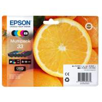 Epson 33 Multipack cartridge