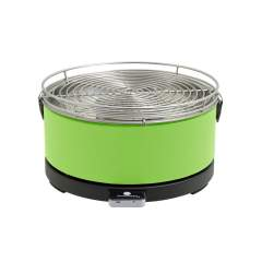 Feuerdesign Mayon Groen barbecue