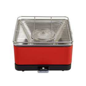 Feuerdesign Teide Rood Barbecue