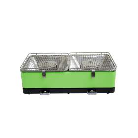 Feuerdesign Santorin Groen Barbecue