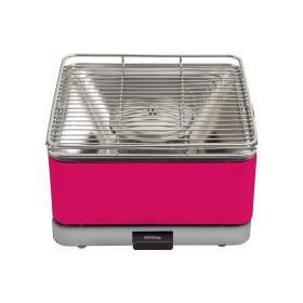 Feuerdesign Teide Fuchsia Barbecue