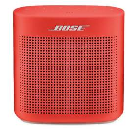 Bose SoundLink Color II speaker rood