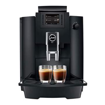 Jura WE6 Piano black Espressomachine