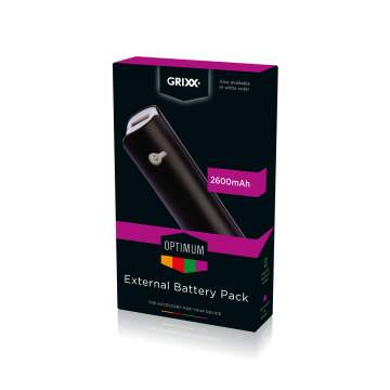 Grixx Optimum External Battery
