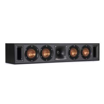 Klipsch R-34C Center Speaker zwart (per stuk)