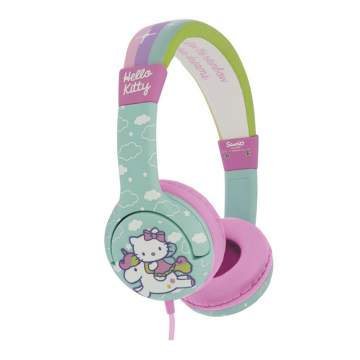 OTL Hello Kitty Unicorn Hoofdtelefoon