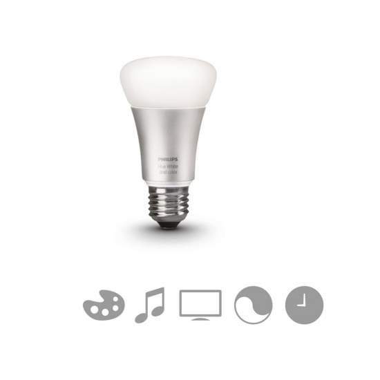 Philips Hue ambiance lamp