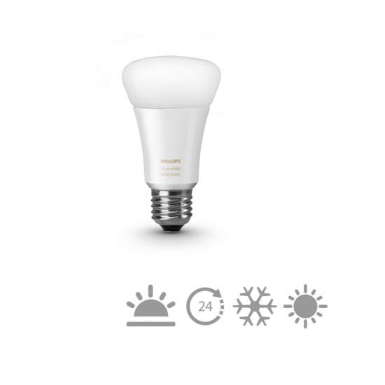 Philips Hue Ambiance wit