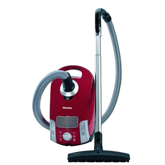 Miele CompactC1ecoline stofzuiger herfstrood
