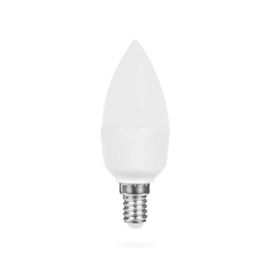 Smartwares HW1602 LED lamp kaars E14 3W wit connected