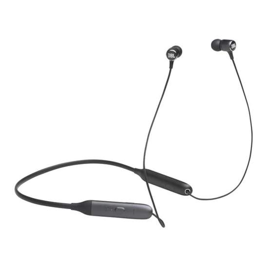 JBL LIVE 220BT BLACK in ear oordopjes