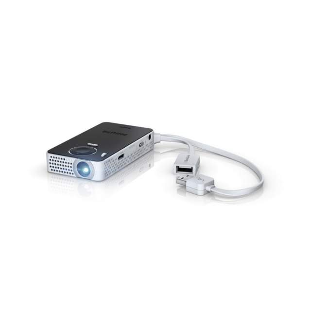 Philips Picopix PPX4350 WiFi Zakprojector